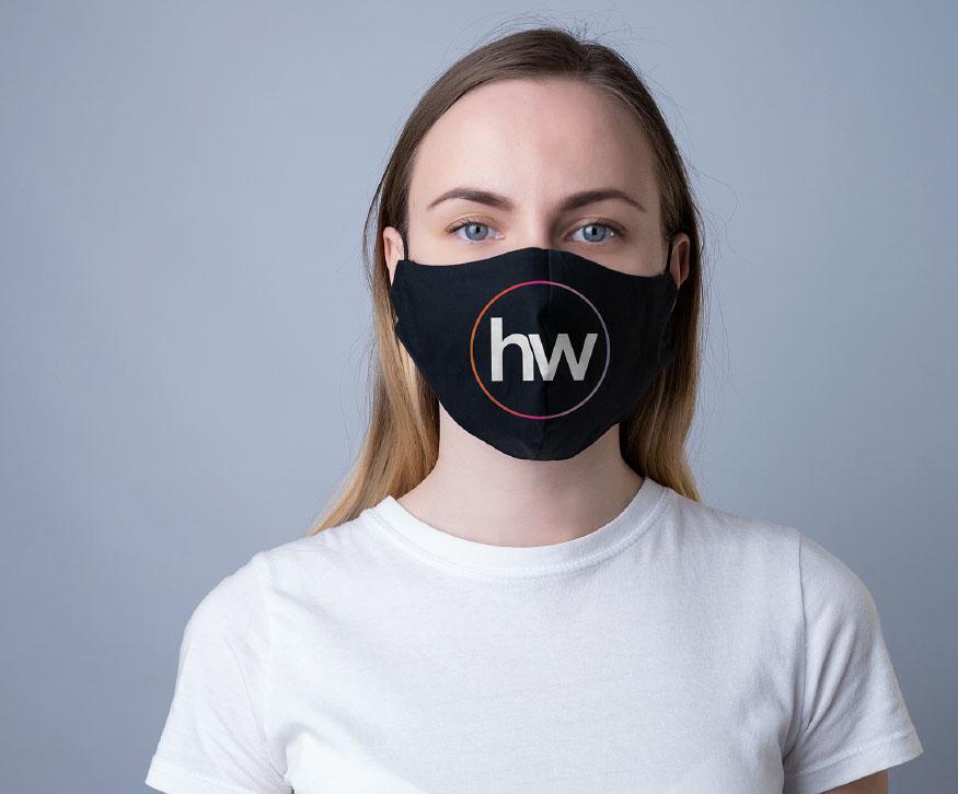 Branded Masks