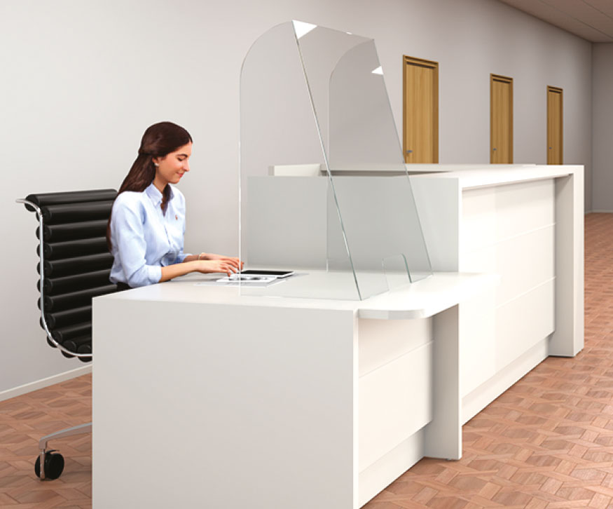 Counter Desk Screens